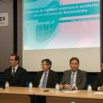 "Centro Zaragoza celebra la ""I Jornada sobre biomecánica de impactos a baja velocidad"""