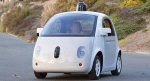 01 - Coche Autonomo de Google