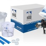 Car Repair System lanza el nuevo Kit CRS, Car Refinish System