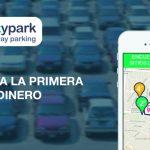 Aplicaciones en Smartphones para la Seguridad Vial. Encontrar aparcamiento.