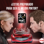 Final Internacional del R-M® Best Painter Contest 2016
