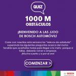 """Participa en los Juegos Olímpicos con """"Bosch Automóvil"""""""
