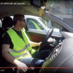 """Nuevo vídeo del Canal Centro Zaragoza TV en Youtube. """"Cómo actuar si el vehículo se avería"""""""