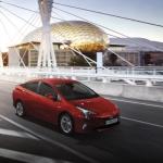 Nuevo Toyota Prius: Seguridad en serie.