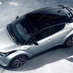 Toyota C-HR La importacia de un nombre