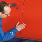 Reparación de pequeños daños por tracción exterior