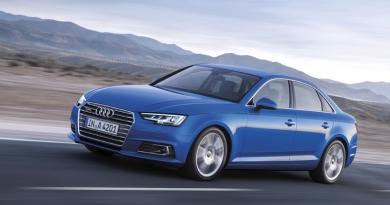 Audi A4: Nuevos sistemas ADAS.
