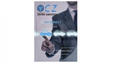 CZIDCONNECT Rápida y completa identificación del vehículo