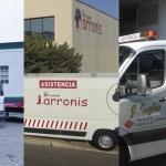 Proveedores de servicio de asistencia en carretera  Equipamiento al completo