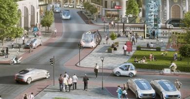 Bosch y Daimler trabajan juntos en sistemas totalmente automatizados, sin conductor