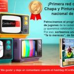 """CertifiedFirst patrocina """"El Chiringuito de Jugones"""""""