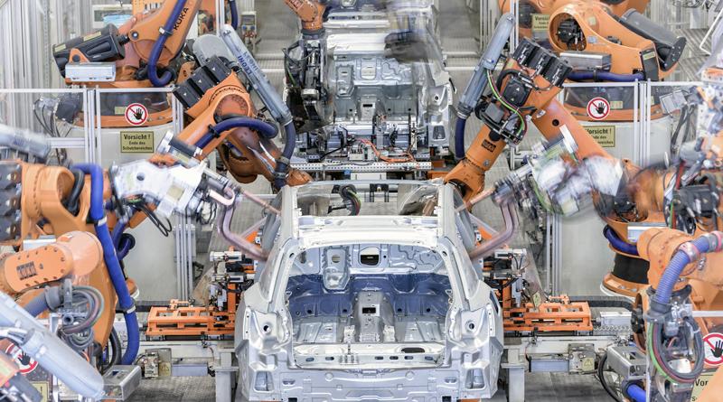 Produktion Audi Q2