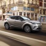 Toyota C-HR: Siguiendo el camino