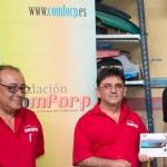 3M realiza una nueva donación a COMFORP