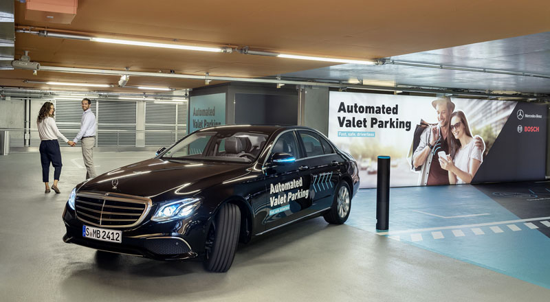 automated valet parking_1 boch daimler