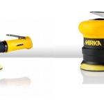 Mirka incorpora dos nuevas máquinas a su gama de pulidoras
