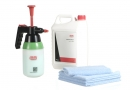 Autobrillante, a través de su socio EMM, presenta WaterlessWash de Colad, solución de limpieza de automóviles