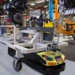SEAT muestra el día a día de los robots autónomos