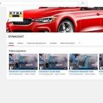 Los vídeos de Dynacoat facilitan el éxito del repintado