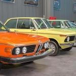 Nuevo brillo para magníficos BMW clásicos