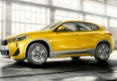 BMW Serie X2. No más nubes de pegatina