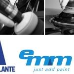 Autobrillante presenta el sistema completo de pulido Colad de EMM como fórmula de ahorro y calidad para el taller