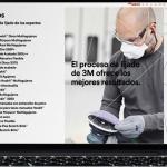 3M presenta su catálogo online de reparación del automóvil 2018