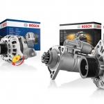 Motores de arranque y alternadores Bosch: Ahora con precios más competitivos