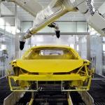 PPG mejora la eficiencia energética de la fábrica de Ferrari