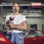 La revolucionaria pistola de pintura SATAjet X 5500: En sintonía contigo