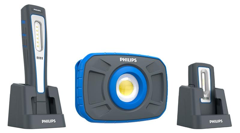 Nuevas lámparas LED profesionales para taller de Philips - CZ ...