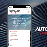 Nueva Plataforma Autoparts from Spain: la oferta española de proveedores de automoción a golpe de clic.