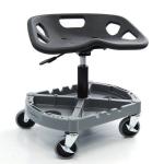 Nueva silla de trabajo con ruedas de ZAPHIRO