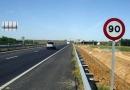 Nuevos límites de velocidad en las carreteras españolas
