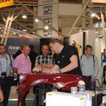 Mirka estará presente en Automechanika 2016