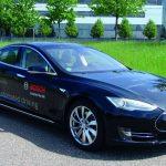 Conducción automatizada de Bosch por autopista. Una realidad en 2020