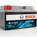 Bosch lanza su nueva batería para motocicletas
