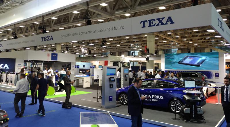 Texa_autopromotec_2017