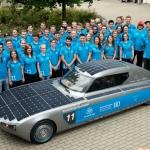 Axalta participará en el World Solar Challenge