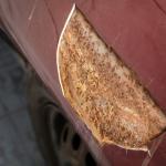 ITVs,  defectos en la carrocería de los vehículos