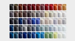 Die 65 Farben der BASF Automotive Color Trends 2017-18 – Translucid / The 65 colors of BASF's Automotive Color Trends 2017-18 – Translucid
