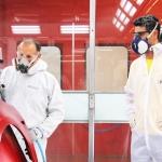 SINNEK visita Centro Zaragoza para presentar sus productos