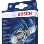 Las bujías de alto rendimiento de Bosch marcan la diferencia