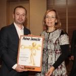 """El filtro de habitáculo FreciousPlus, reconocido """"Producto  del Año 2017"""" en Portugal"""