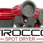 ZAPHIRO revoluciona los tiempos de secado  con el nuevo sistema Sirocco Spot Dryer de Hoyos