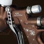Sagola 4600 Xtreme en edición limitada Scrambler