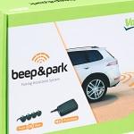 Nueva gama Valeo de sistemas de ayuda al aparcamiento con nuevas tecnologías