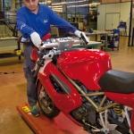 Verificación de la motocicleta