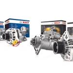 Motores de arranque y alternadores Bosch de intercambio