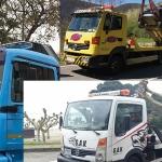 Proveedores de servicios de asistencia en carretera Certificados CZ.